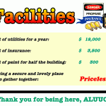 Priceless ad Facilities 2011