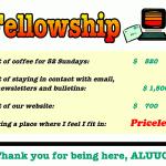 Priceless ad Fellowship 2011