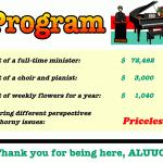 Priceless ad Program 2011