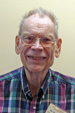Minister Emeritus, Rev. Berkley Moore