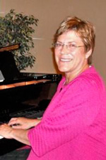 Bonnie Ettinger, Music and Pianist