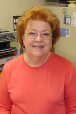 Cheryl Wycoff, Office Manager